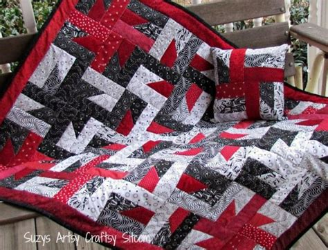 Quilt Patterns Free Jelly Roll by 5 Free Jelly Roll Quilting Patterns