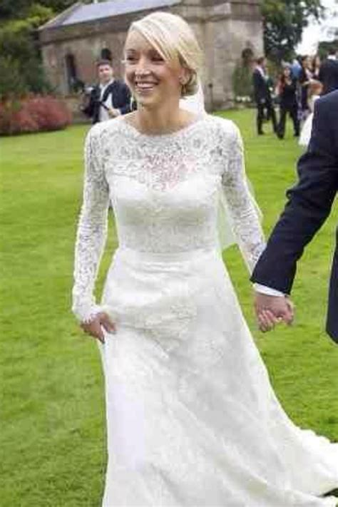 Julia Corden Wedding dress   Bohemian Brides Dresses and