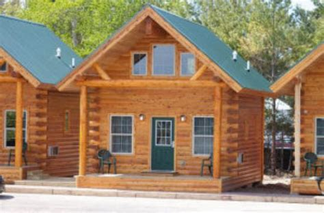 cabin city cabins of mackinaw updated 2018 prices cground