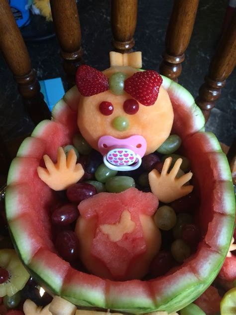 Fruit Ideas For A Baby Shower by Entrees And More Gallery Trays And Baby