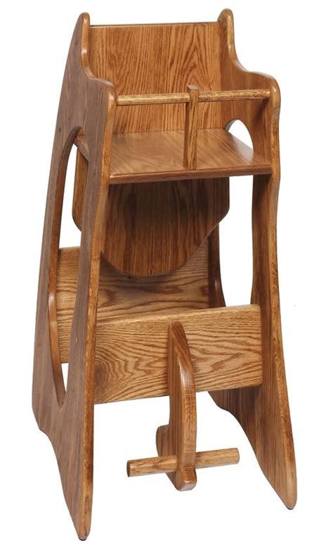 wooden rocking desk chair three in one highchair rocker and desk wide from