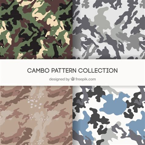 pattern photoshop camouflage camo patterns vectors vector free download