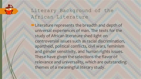 themes in nigerian literature african lit