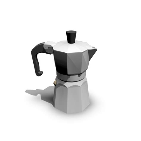 Deisgn Your Room moka pot design and decorate your room in 3d