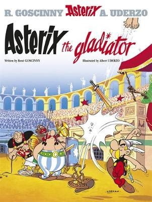 asterix omnibus 2 includes asterix the gladiator 4 asterix and the banquet 5 asterix and cleopatra 6 asterix asterix the gladiator octer 163 7 99