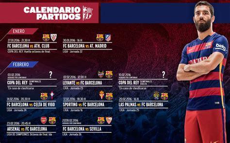 Calendario Barca Barcelona S Calendar Is For The Next Month Barca