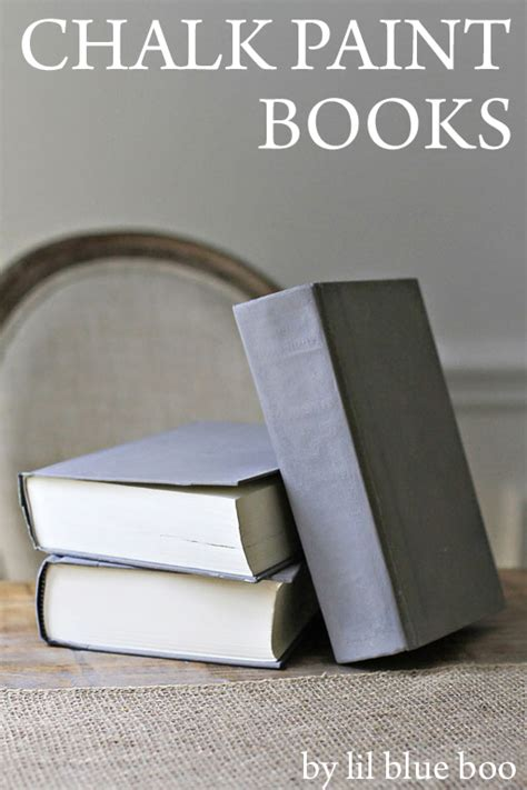 chalk paint books how to make chalk paint books
