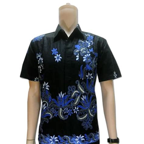 Kemeja Batik Keraton Yk 10 kemeja batik biru pusaka dunia