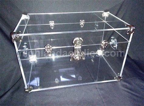 Acrylic Trunk Coffee Table Custom Acrylic Trunk Coffee Table Furniture