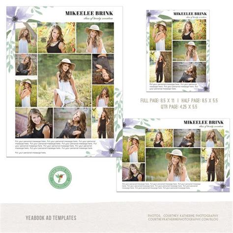 25 Best Ideas About Senior Ads On Pinterest Senior Yearbook Flyer Template