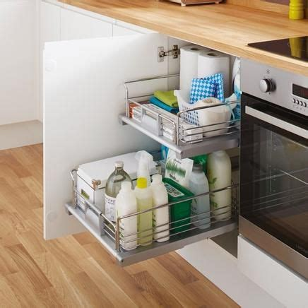 Kitchen Drawer Storage Solutions by 1000 Ideas About Pull Out Drawers On Pull Out
