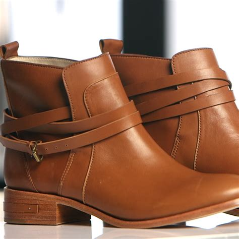 most comfortable short boots best flat boots for winter 2013 video popsugar fashion
