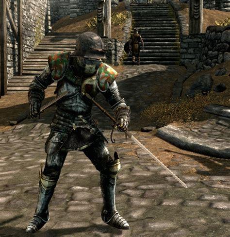 skyrim heavy armor mod skyrim heavy glass armor mod