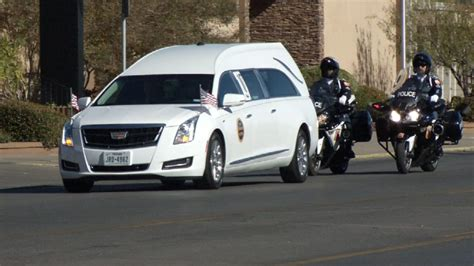 funeral services for rogelio martinez concludes at