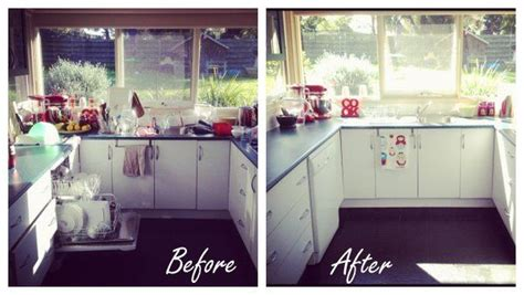the minimalist kitchen declutter your kitchen lifeisdi licious before and after decluttering and