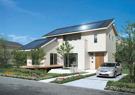 Japan Housing by Panasonic Brings Smart Eco Housing To Japan Panasonic