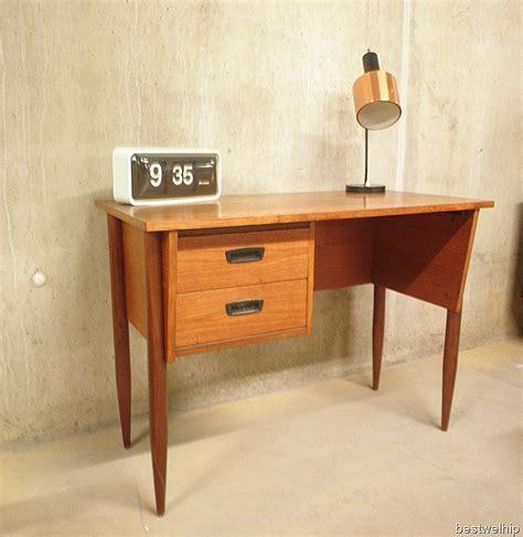 Vintage Bureau Deense Stijl Bestwelhip Bureau Retro