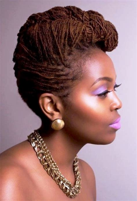 pictures of hairstyles for locks 30 daring creative hairstyles with dreadlocks for women