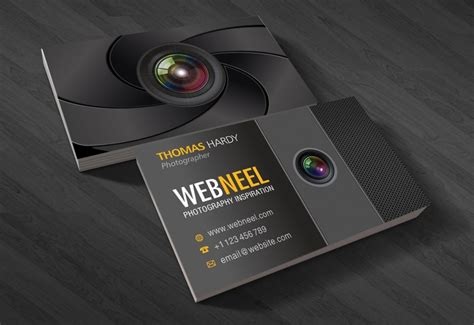 Gift Card Template Psd - photography business cards templates psd gallery card design and card template