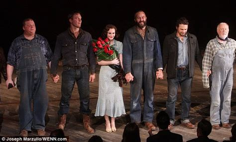 bringing down the house cast hugh jackman dances his way onstage as he hosts tony awards 2014 daily mail online