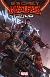 secret wars marvel comics is launching secret wars 2099 ign