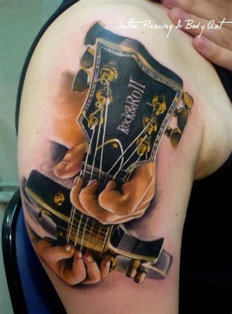 five tattoos chords music inspired tattoo the permanent life of the