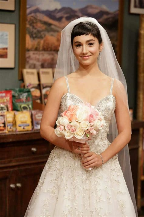 Wedding Last by Last Standing Mandy In Wedding Dress To Wed Kyle