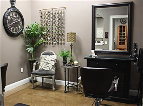 home hair salon decorating ideas what s hot l paradis salon