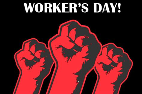 tomorrow is workers day for those weary bones! | junk mail