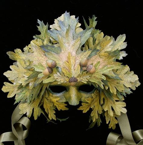 printable leaf mask leaf mask by art of the mask via their etsy formerly
