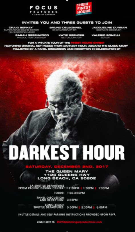 darkest hour symphony x darkest hour event queen mary make up artists hair