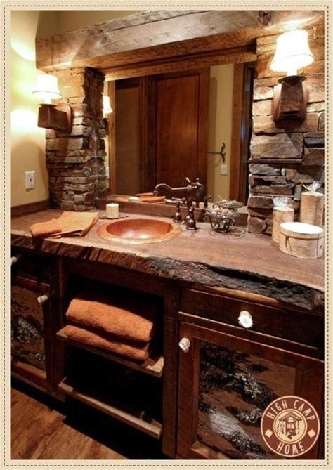 rustic bathroom countertops 44 reclaimed wood rustic countertop ideas bathrooms
