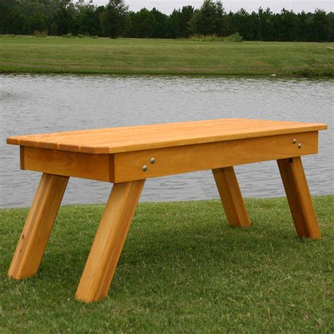 Adirondack Coffee Table - adirondack coffee table act k designed for outdoors dfohome