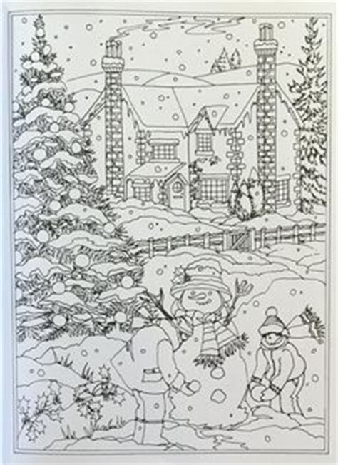 winter wonderland christmas coloring 197960925x welcome to dover publications from creative haven winter wonderland coloring book christmas