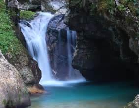 Waterfalls In File Waterfall Lepena Jpg