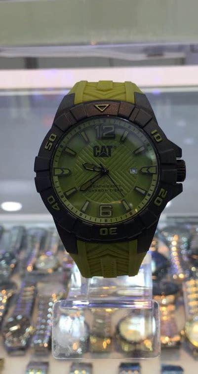 Caterpilar K1 121 21 731 caterpillar dua satu arloji