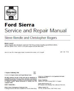 Repair Manuals March 2010