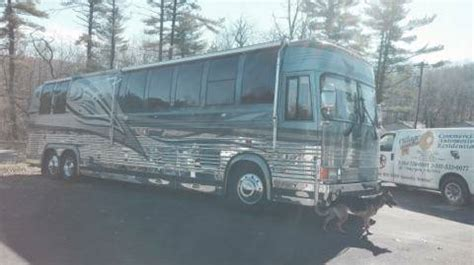prevost country coach  ft motorhome  sale