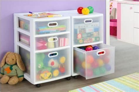 cassettiere bimbi 30 idee geniali per tenere in ordine i giochi dei bambini