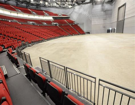 layout jobs leeds leeds arena seating installation for populous bam