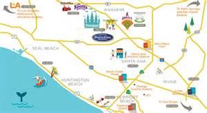 amusement parks california map anaheim hotel photo tour disneyland area hotel in anaheim