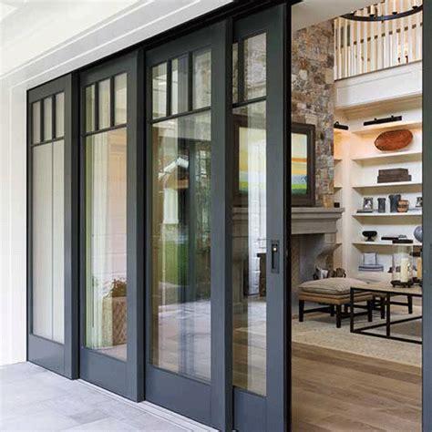 Multi Slide Patio Doors Multi Slide And Lift And Slide Patio Door Pella Home Sweet Home Patio Doors