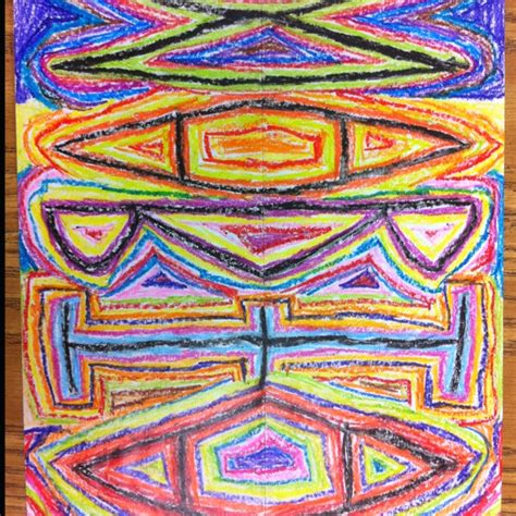 4th grade craft projects 27 best images about symmetry on aliens
