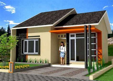 cat design eksterior rumah contoh paduan cat rumah minimalis warna krem warna cat