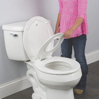 toilet seat with built in potty seat toilet seat with built in potty seat from one step ahead