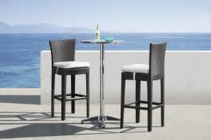 Round Patio Table Top Zuo Modern Christabel Folding Bar Table 700610
