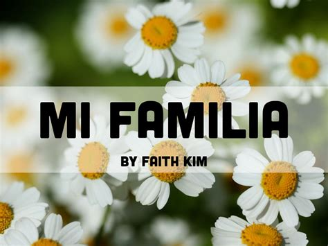 themes in mi familia haiku deck gallery art and design presentations and templates