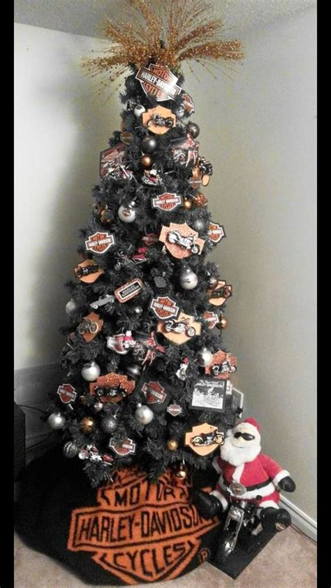 harley davidson tree done by my amazing mother she knows