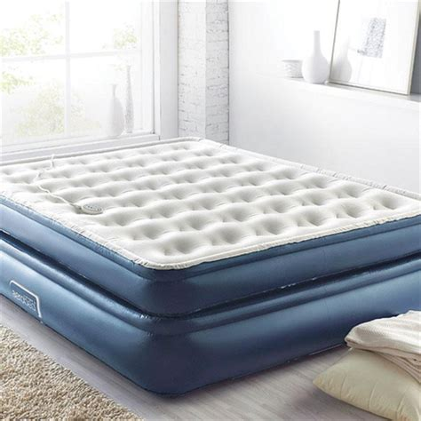 coleman inflatable bed coleman 174 aerobed 174 premier inflatable air bed sears canada ottawa