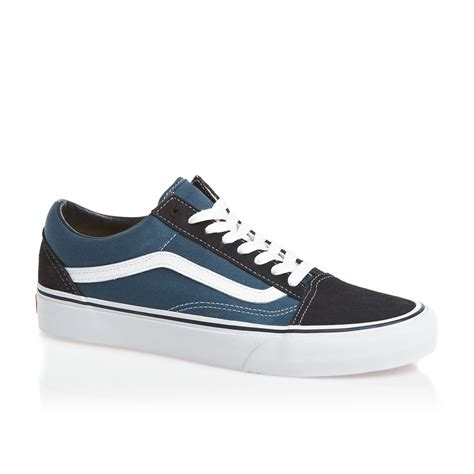 shoes vans vans skool shoes navy free uk delivery on all orders